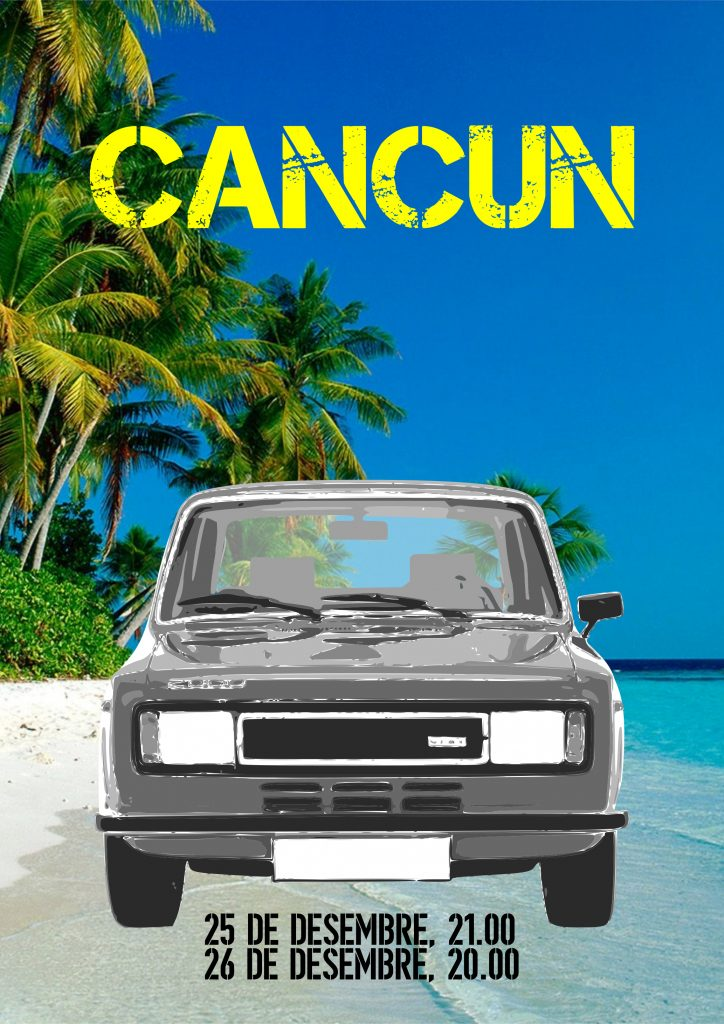 Aquest Nadal, Cancún