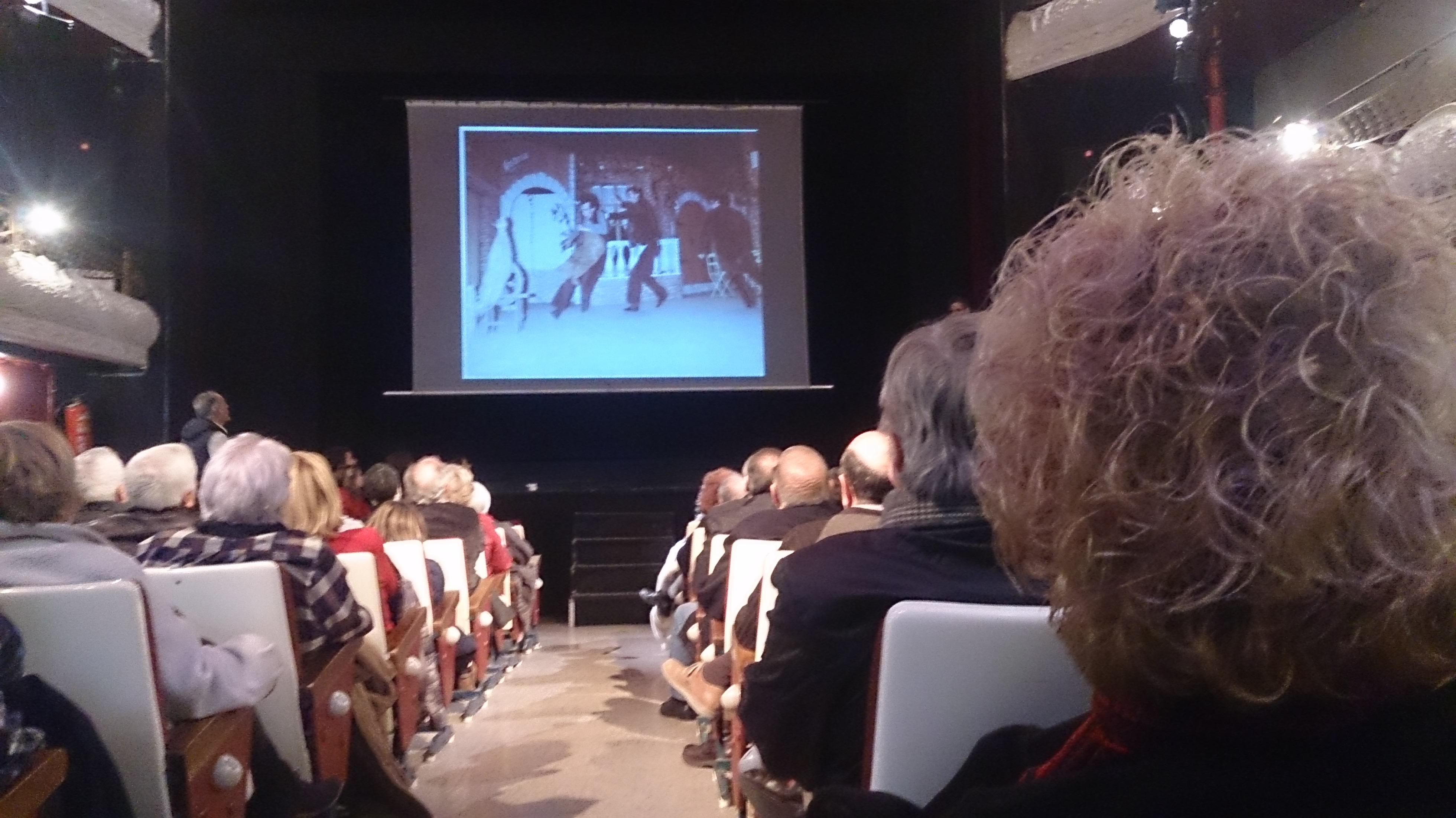 públic fotografia sala de teatre
