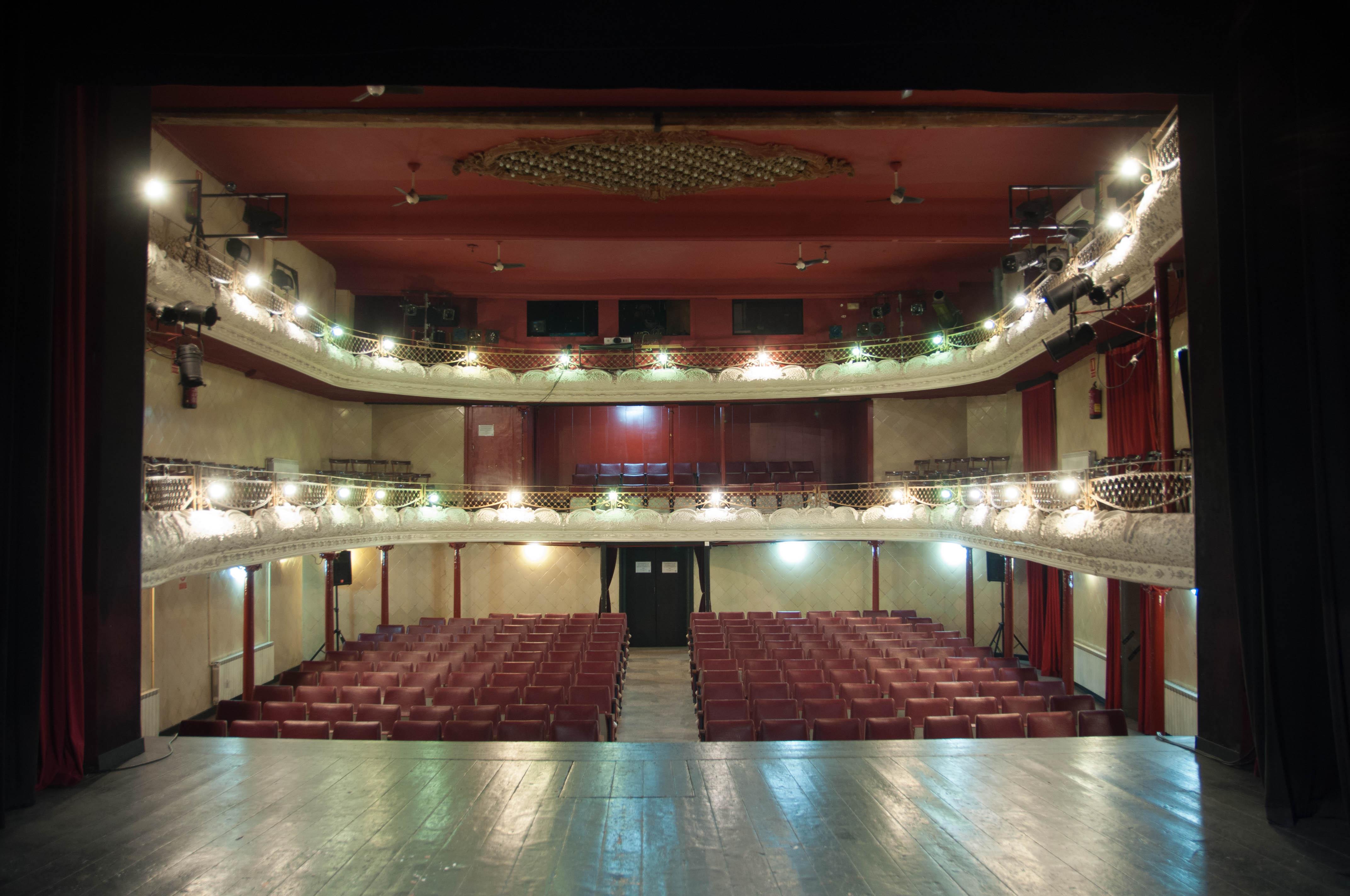 Teatre lloguer