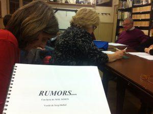 """Ja llegim """"Rumors"""""""