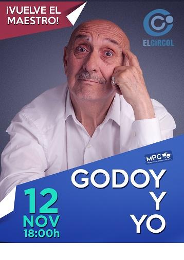 Tardes de Teatre amb… Godoy