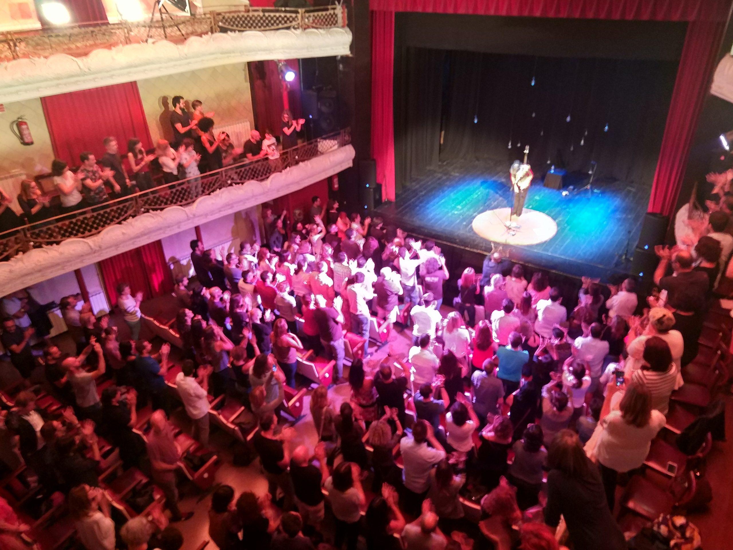 concert Coque Malla