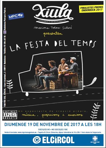 """Torna """"La Festa del Temps"""" al Círcol"""
