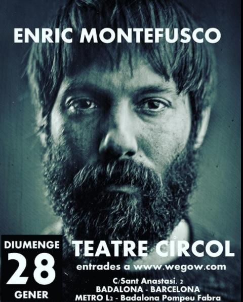 "Enric Montefusco al ""Enjoy the Silence"""