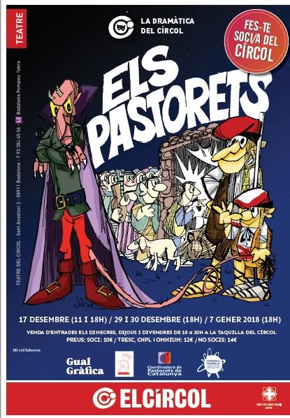 Els Pastorets 2017 (NOVA DATA 13 DE GENER)
