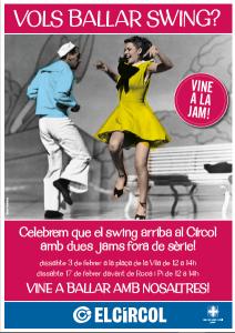 A Ballar amb el Swing del Círcol!!