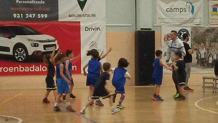 Escola de bàsquet - Cultural