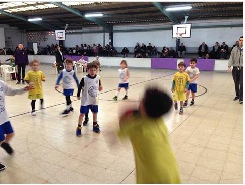 Escola de bàsquet - Sant Josep