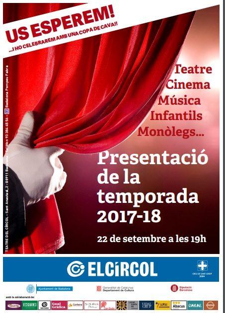 PRESENTACIO TEMPORADA 17-18