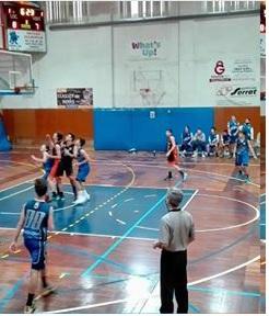 Pia Sabadell - Cadet A