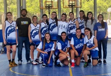 Vila Olímpica- Cadet femení