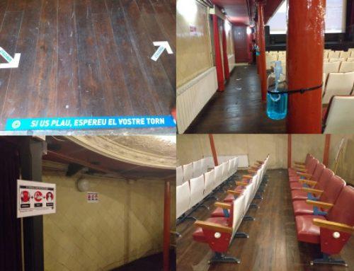 Desescalada: El teatre torna amb un concert de Jazz i el cicle #SocMenut